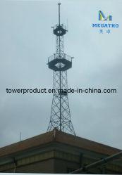 Megatro на крыше башни (МГ-RF001)