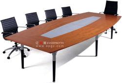 Conférence des fournisseurs d'usine Réunion Table de discussion/Bureau de la réunion de métal