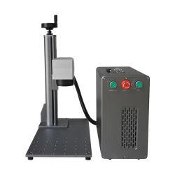 Алюминий углерода гравировка Автофокусировка для настольных ПК Car Shell стекла автоматический станок для лазерной маркировки