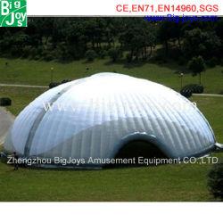 Weißes Abdeckung-Zelt, aufblasbares förderndes Zelt, aufblasbares Rasen-Zelt (BJ-TT13)
