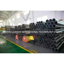 Fabbrica di tubi in titanio altamente resistente in lega speciale acciaio saldato al titanio Tubo