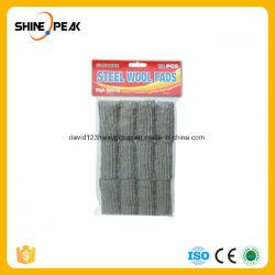 Stahlwolle-feuergefährliche feine Draht-Wollen für Haushalts-Küche-Reinigung