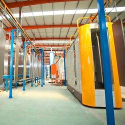 Automatische Puder-Beschichtung-Maschinerie für Befestigungsteil-Hilfsmittel