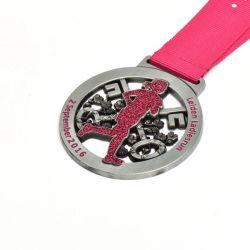 Medalha personalizada medalhão de liga de zinco em 3D EFEITO antigo para Eventos desportivos