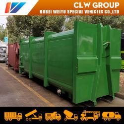 Китай горячая продажа настройка гидравлического пресса мусора SKD 4m3-20c. МУП верхней части кузова