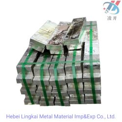 99.95% 99.99% lingotti dello stagno/minerali e materiali/materiale non ferrosi dello stagno