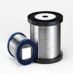 金属が付いているステンレス鋼ワイヤーか鉄または電流を通された網