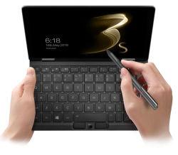 Para uma mistura original de notebook 3s 16GB, 512GB Mini-computador portátil notebook caneta Stylus Original Window10 Laptop