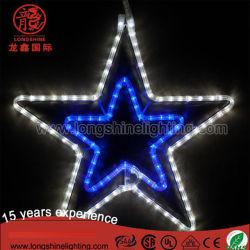 Индикатор 2D-Motify форму веревки для освещения рождественские украшения