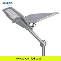 공공 구역용 고품질 실외 LED 솔라 스트리트 램프 스트릿 파크 가든 로드 경로 야드 월 LED 솔라 플러드 램프 100W 200W 300W 400W