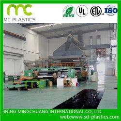 Laminado PVC film para embalaje/suelo o la decoración/juguetes inflables/Laminado cintas/aislamiento