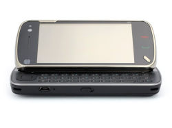 Telefone celular, telefone celular N97