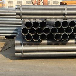 Runder schwarzer des Eisen-Q195 Q235 Qualitäts-Karton-Stahlrohr des Zoll 4.0 Baustahl-des Rohr-2 des mm-3 Zoll-6.0mm