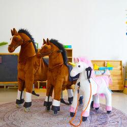 Оптовая торговля пони лошадь Механические узлы и агрегаты лошадь игрушка