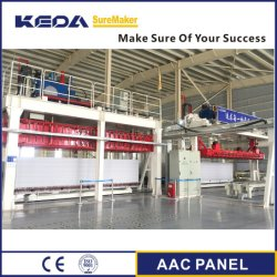 Block Makingのための自動Aerated Concrete Block Production Line