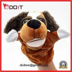 Bebe Juguete Educativo perro de peluche marioneta de mano