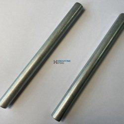 Le renforcement de court-circuit barre en acier galvanisé les barres du pion de centrage
