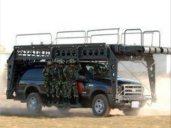 군용 차량 안티-리엇 컨트롤 차량 침공차량