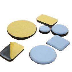 重い家具機器の椅子の発動機によっては先端の自己接着容易なスライダがすべる