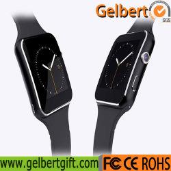 Gelbert X6 Мужчины Женщины Bluetooth Smart смотреть мобильного телефона
