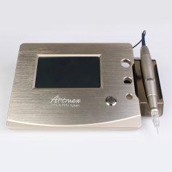 Высочайшее качество цифрового сенсорный экран поворотный постоянный макияж устройства PMU МТС Artmex V7 машины для бровей Eyeliner губы Tattoo