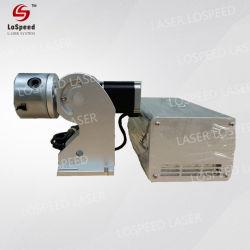Gravadores de Laser de metal acessórios partes separadas com mesa rotativa, Galvo Scanner