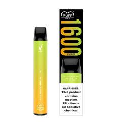Cigarette électronique professionnel de la fabrication des aliments au détail Vape stylo jetable Vaper Ejuice Puff XXL Mix