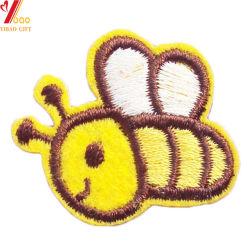 Animal especial Chenile parches bordados a mano (YB-pH-EP-428)