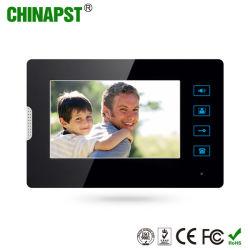 De heetste LCD van de Kleur 7inch TFT Zeer belangrijke BinnenMonitor van de Aanraking met Adapter (pst-VDI33T)