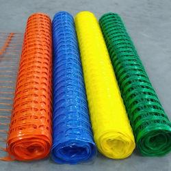 1mx50m maille plastique HDPE barrière pour le trafic ou de la construction