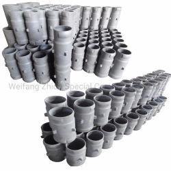 Verwendet im Stahlindustrie-zentrifugales Gussteil-Strahlungs-Gefäß
