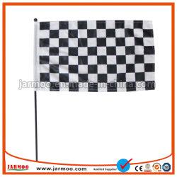 Custom небольшой стране стороны развевается флаг для поощрения