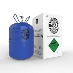 El medio ambiente Nuevo tipo de mezcla de gas refrigerante R438A