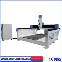 Mittellinie 4 drehte Spindel-ATC CNC-Fräser-Maschine 1530 für die hölzerne Form-Herstellung des Schaumgummi-ENV