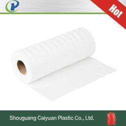 Ss/SMS/SGM-SAR Meltblown / PP Spunbond /filtre géotextile Spunlace Tissu Tissu Tissu non tissé en polypropylène pour /les masques médicaux et de combinaison jetable