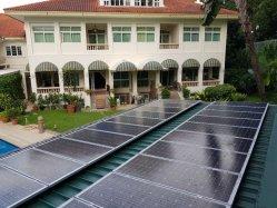 5 квт солнечной электростанции батареи большой емкости с банком для дистанционного управления; прочного солнечной системы питания для дома