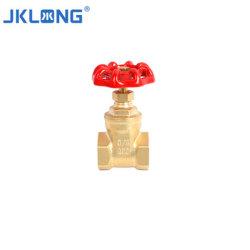 황동 게이트 밸브 용수 측정기 밸브 황동 게이트 중국 제조업체 OEM/ODM