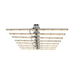 Il tubo idroponico LED il IR Weed Veg della crescente dei semi di Growlight della pianta d'appartamento serra piena UV di spettro coltiva l'indicatore luminoso