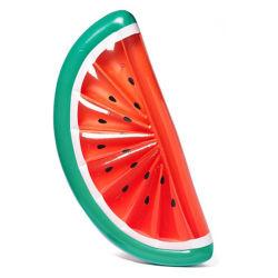 Halbe Wassermelone-aufblasbares Pool schwimmt Matratze