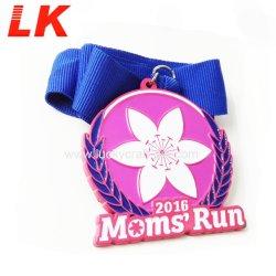 Medallas personalizadas con cinta de premios deportivos baratos