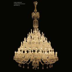 De Verlichting van de Kroonluchter van het Kristal van de Stijl van het baccarat voor de Lamp van de Tegenhanger van het Huis en van het Hotel