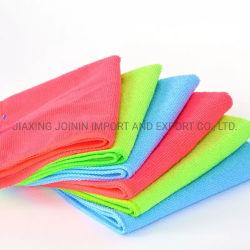Polyamid-super sauberes Auto des 80% Polyester-20%, das Microfiber Putztuch wäscht