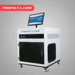 Foto 3D Crystal grabadora láser en el interior de cristal o vidrio grabado para regalo
