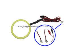 Neuer LED-PFEILER Ring 70mm für Flipperautomat-Knall-Anschlagpuffer, PFEILER Ring LED-70mm für Spiel-Maschinen, LED-PFEILER Ring für Flipperautomaten/Säulengang-Maschinen, 3 Adapter