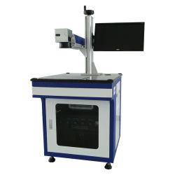станок для лазерной маркировки волокон для настольных ПК для металлических гравировка с поощрением