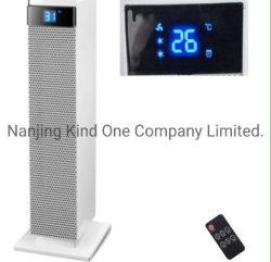 CE chauffage céramique télécommande Swing Tour PTC chauffage (2000W)