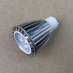 Ampoule de l'aluminium fiable et hautes Luminaire AC85-265V Gu5.3 MR16 GU10 3watt 4,5 Watt LED 6 W Spotlight