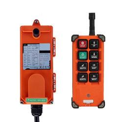 Оригинальные Telecrane беспроводной пульт дистанционного управления промышленности Электрические лебедки пульт дистанционного управления 1 передатчик + 1 приемник F21-E1b