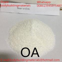 Baumaterial-Drogen OA-Oxandrolo Anav