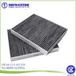 Высокие профессиональные качества воздушного фильтра системы вентиляции салона для BMW Auto Car 64119272642